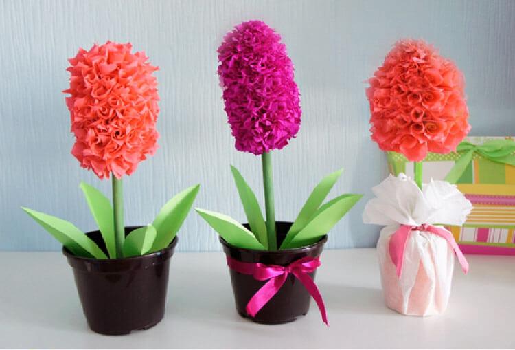 Поделки на 8 марта для любимых мам: подарок с душой своими руками podelku na 8 marta svoimi rukami 100