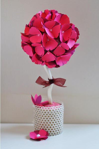 Поделки на 8 марта для любимых мам: подарок с душой своими руками podelku na 8 marta svoimi rukami 112