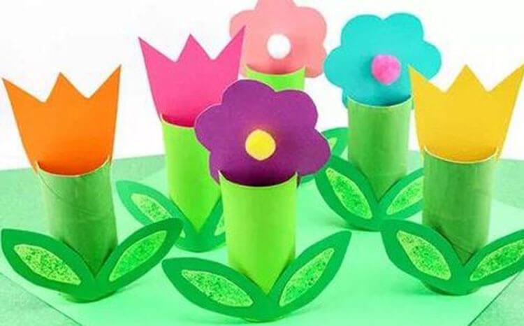 Поделки на 8 марта для любимых мам: подарок с душой своими руками podelku na 8 marta svoimi rukami 12