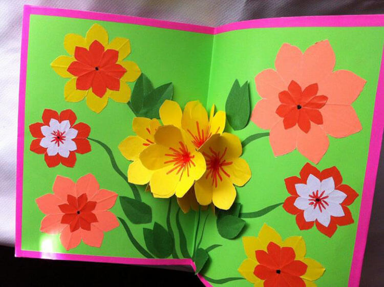 Поделки на 8 марта для любимых мам: подарок с душой своими руками podelku na 8 marta svoimi rukami 131