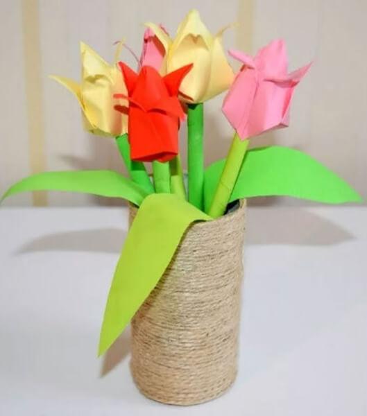 Поделки на 8 марта для любимых мам: подарок с душой своими руками podelku na 8 marta svoimi rukami 133