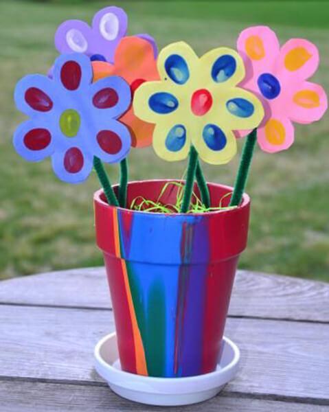 Поделки на 8 марта для любимых мам: подарок с душой своими руками podelku na 8 marta svoimi rukami 135