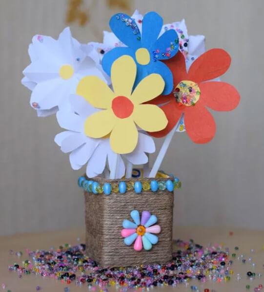 Поделки на 8 марта для любимых мам: подарок с душой своими руками podelku na 8 marta svoimi rukami 137