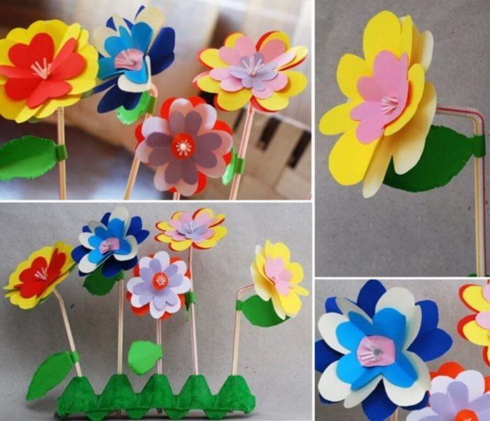 Поделки на 8 марта для любимых мам: подарок с душой своими руками podelku na 8 marta svoimi rukami 2