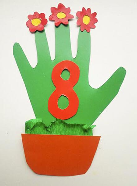 Поделки на 8 марта для любимых мам: подарок с душой своими руками podelku na 8 marta svoimi rukami 27