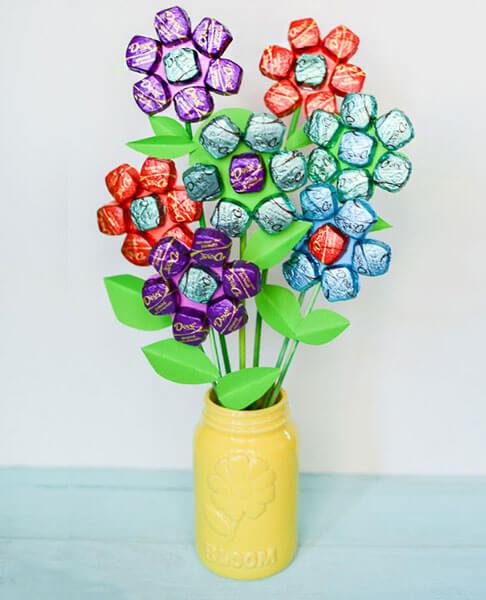 Поделки на 8 марта для любимых мам: подарок с душой своими руками podelku na 8 marta svoimi rukami 69