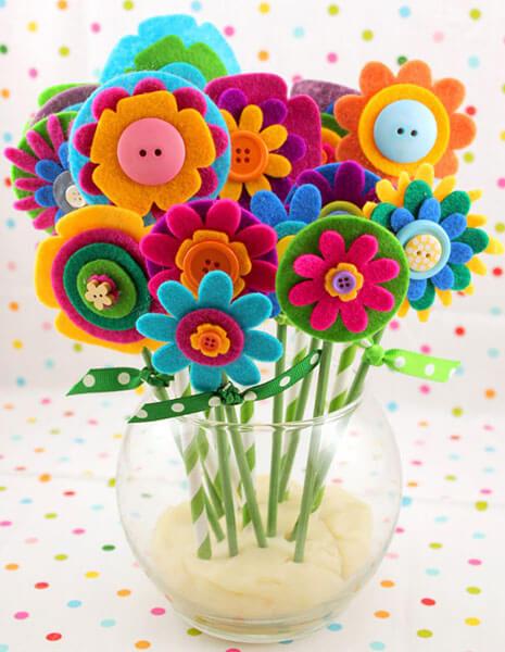 Поделки на 8 марта для любимых мам: подарок с душой своими руками podelku na 8 marta svoimi rukami 74