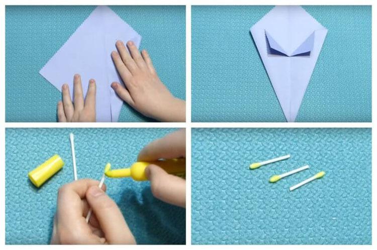 Поделки на 8 марта для любимых мам: подарок с душой своими руками podelku na 8 marta svoimi rukami 9