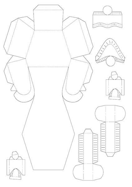 Поделка Танк из различных материалов: отличный подарок на 23 февраля tank svoimi rukami 112