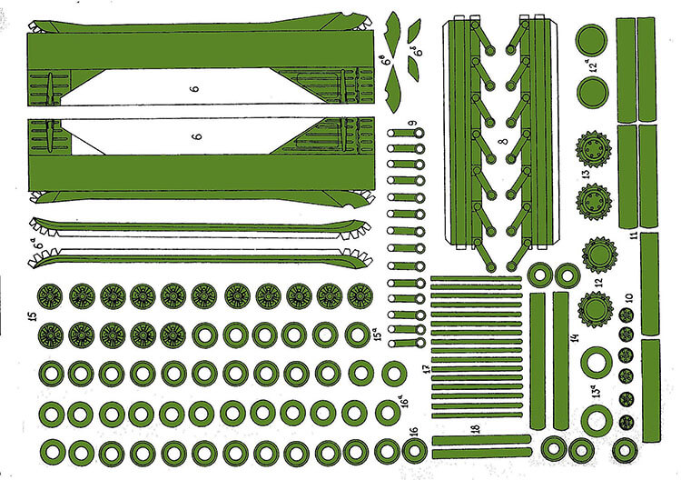 Поделка Танк из различных материалов: отличный подарок на 23 февраля tank svoimi rukami 42