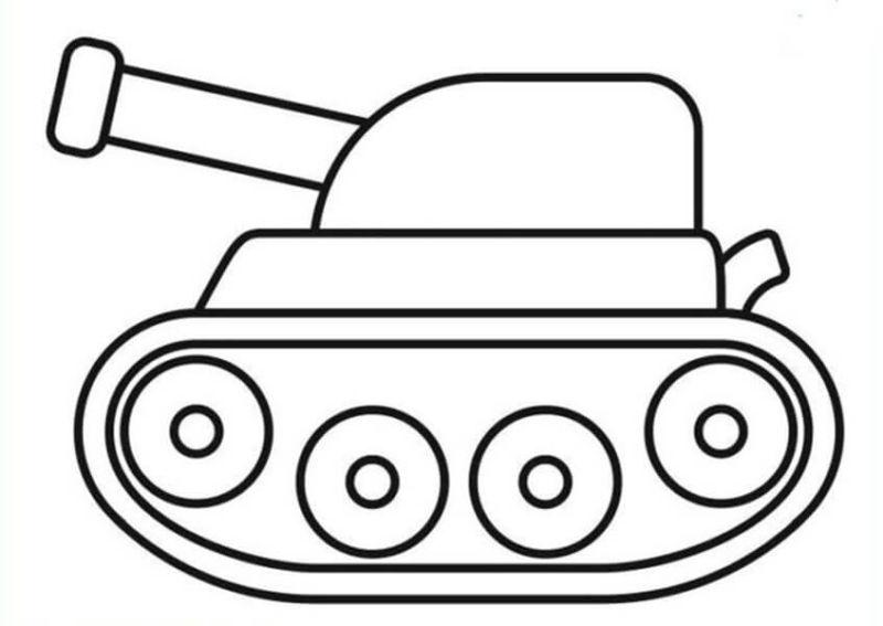 Поделка Танк из различных материалов: отличный подарок на 23 февраля tank svoimi rukami 81