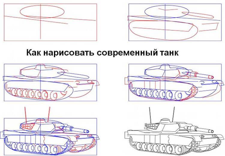 Поделка Танк из различных материалов: отличный подарок на 23 февраля tank svoimi rukami 84
