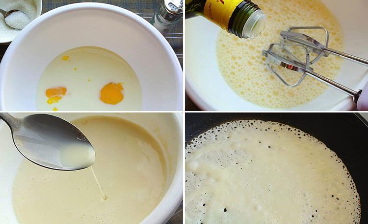 Блинчики на молоке: вкусные проверенные рецепты любимого блюда 3 6