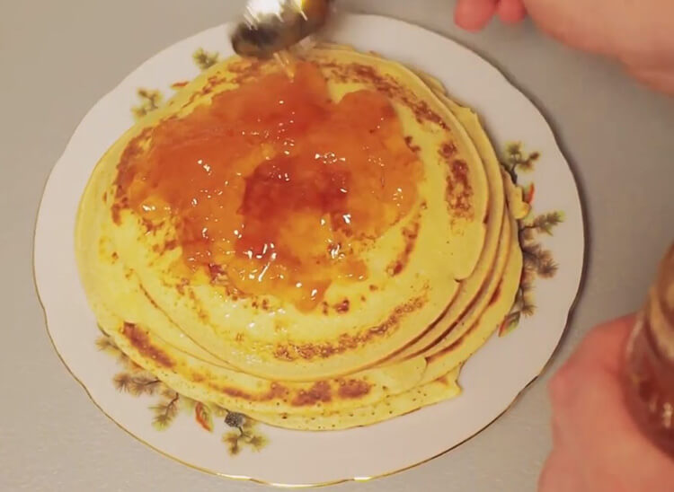 Как приготовить блинчики на кефире: вкусные проверенные рецепты bliny na kefire 29