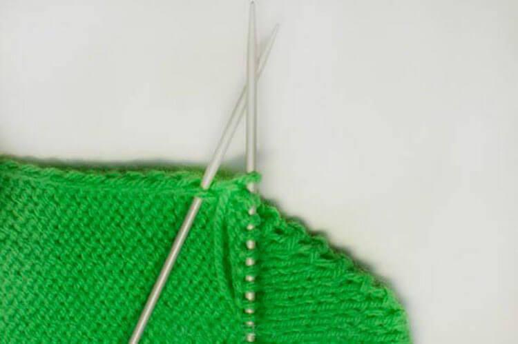 Как связать красивые носки спицами: варианты вязания на 2х и 5ти спицах kak svyazat noski 16