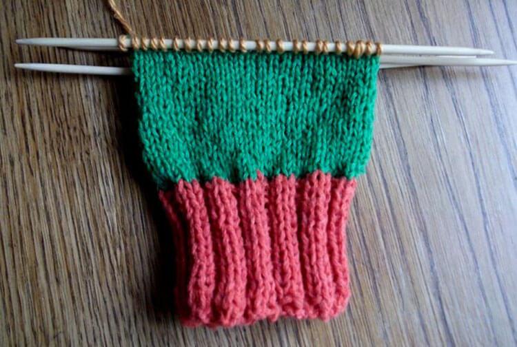 Как связать красивые носки спицами: варианты вязания на 2х и 5ти спицах kak svyazat noski 29