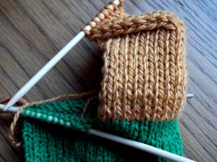 Как связать красивые носки спицами: варианты вязания на 2х и 5ти спицах kak svyazat noski 35