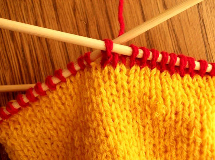Как связать красивые носки спицами: варианты вязания на 2х и 5ти спицах kak svyazat noski 41