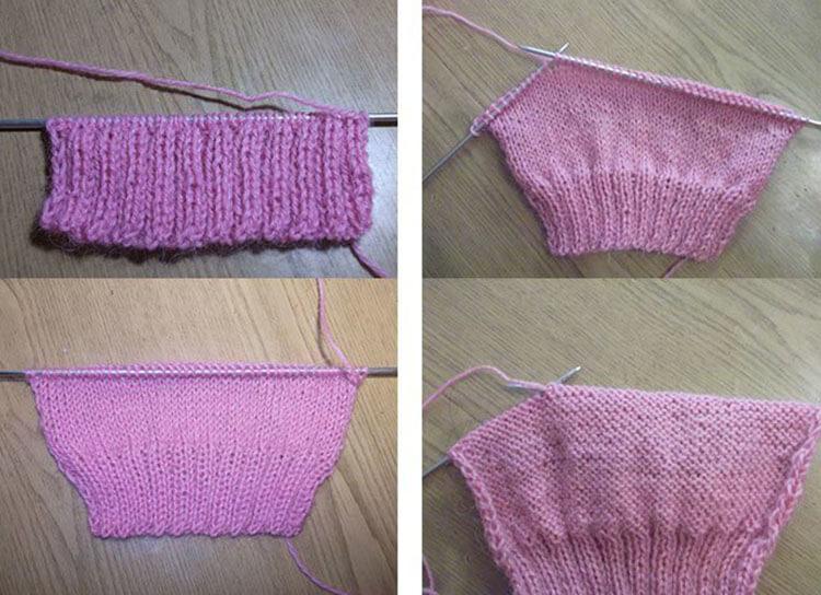 Как связать красивые носки спицами: варианты вязания на 2х и 5ти спицах kak svyazat noski 45