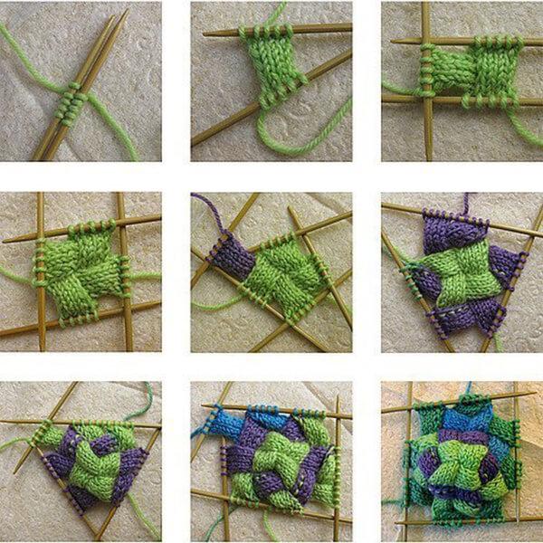 Как связать красивые носки спицами: варианты вязания на 2х и 5ти спицах kak svyazat noski 69
