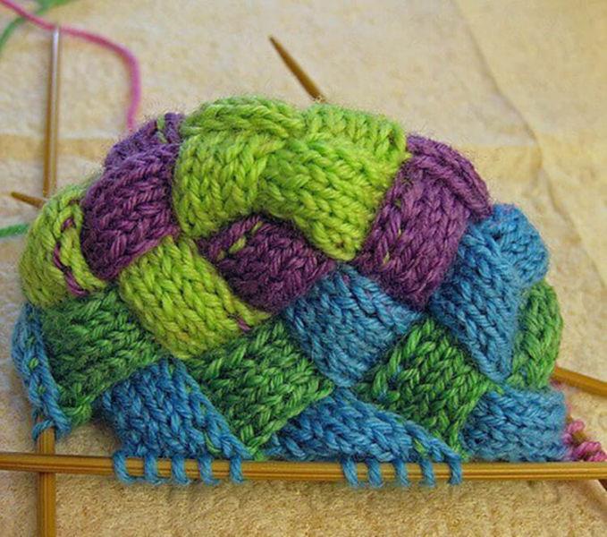 Как связать красивые носки спицами: варианты вязания на 2х и 5ти спицах kak svyazat noski 71