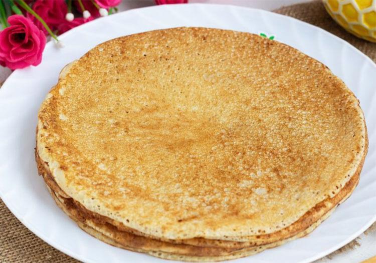 Блинчики на молоке: вкусные проверенные рецепты любимого блюда recepty blinov na moloke 13