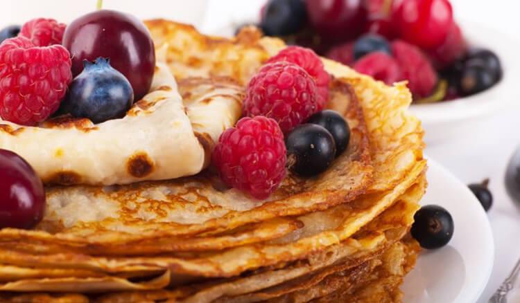 Блинчики на молоке: вкусные проверенные рецепты любимого блюда recepty blinov na moloke 14