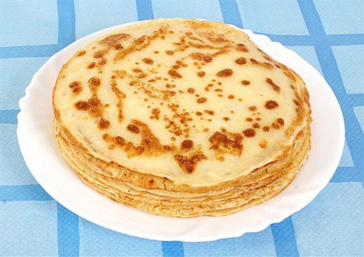 Блинчики на молоке: вкусные проверенные рецепты любимого блюда recepty blinov na moloke 2