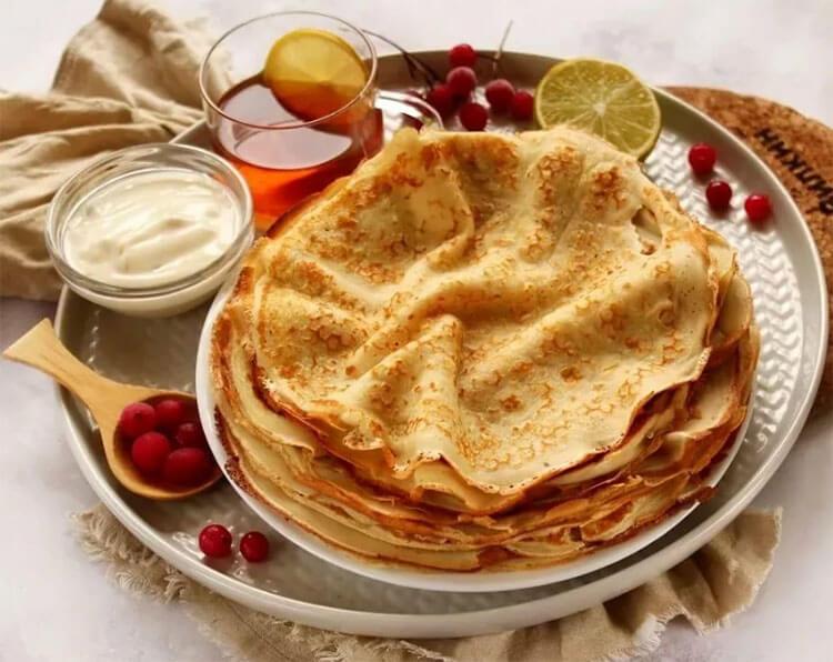 Блинчики на молоке: вкусные проверенные рецепты любимого блюда recepty blinov na moloke 26