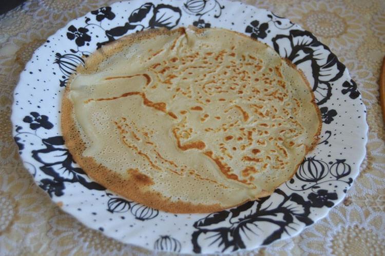 Блинчики на молоке: вкусные проверенные рецепты любимого блюда recepty blinov na moloke 35
