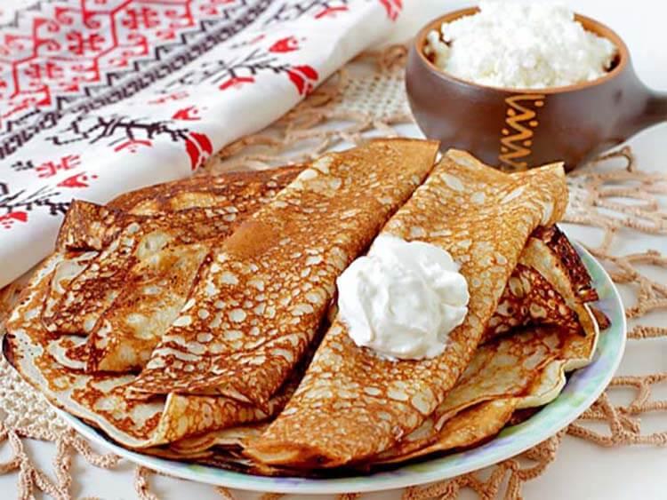 Блинчики на молоке: вкусные проверенные рецепты любимого блюда recepty blinov na moloke 36