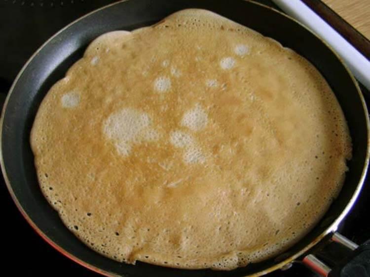 Блинчики на молоке: вкусные проверенные рецепты любимого блюда recepty blinov na moloke 40