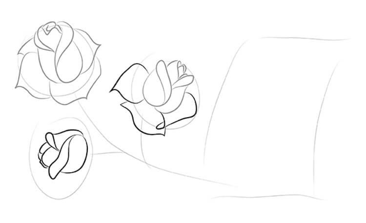 Что можно нарисовать на 8 марта для мамы и бабушки risunki k 8 marta 41