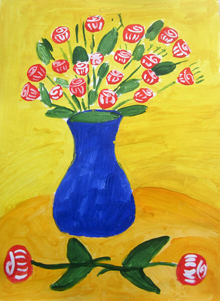 Что можно нарисовать на 8 марта для мамы и бабушки risunki k 8 marta 69