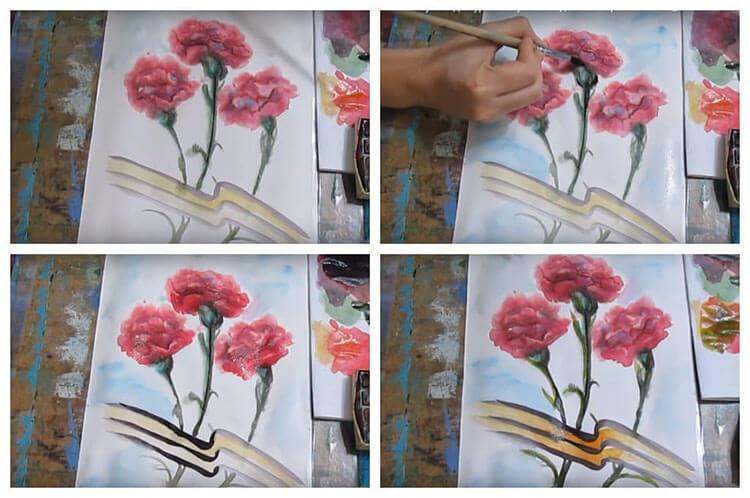 Красивые рисунки на 23 февраля для садика и школы risunok na 23 fevralya 101