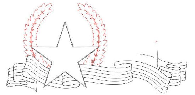 Красивые рисунки на 23 февраля для садика и школы risunok na 23 fevralya 79