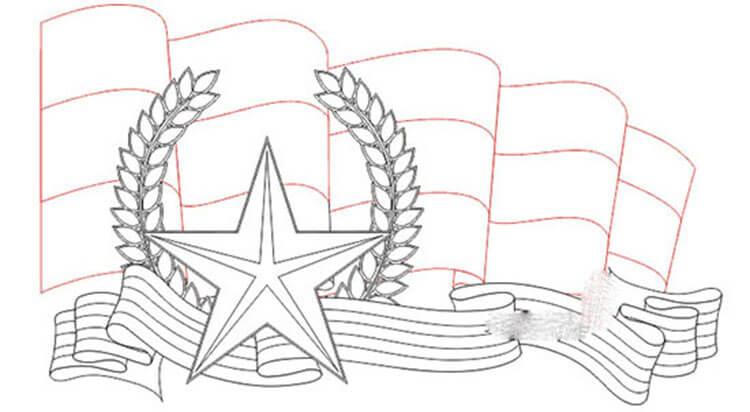 Красивые рисунки на 23 февраля для садика и школы risunok na 23 fevralya 81