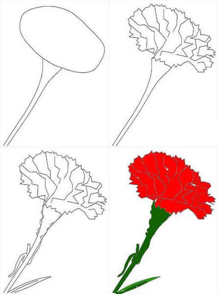 Красивые рисунки на 23 февраля для садика и школы risunok na 23 fevralya 96