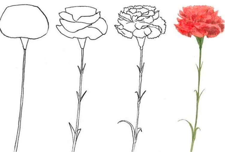 Красивые рисунки на 23 февраля для садика и школы risunok na 23 fevralya 97