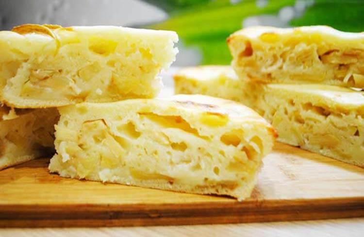 Как приготовить шарлотку с яблоками: вкусные проверенные рецепты sharlotka s yablokami recept 17