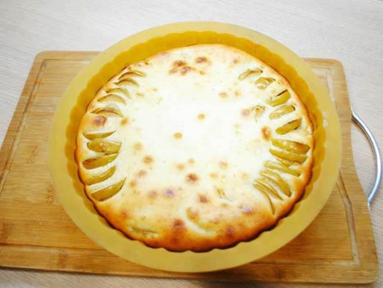 Как приготовить шарлотку с яблоками: вкусные проверенные рецепты sharlotka s yablokami recept 26