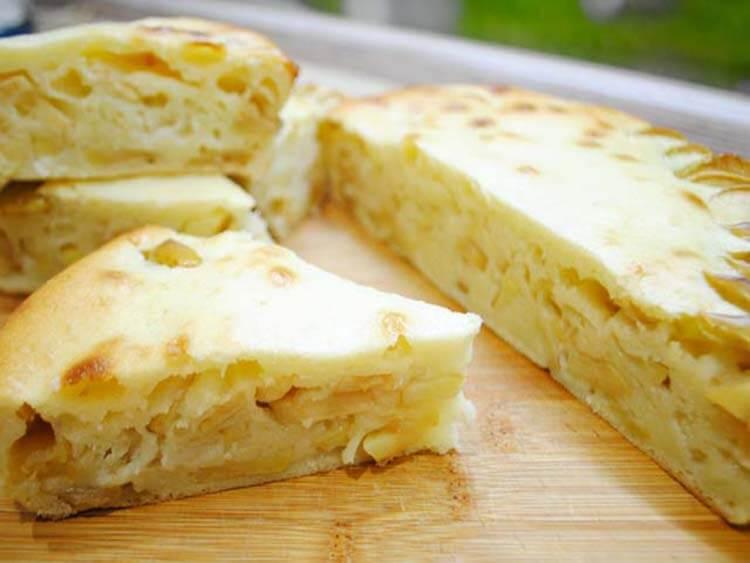 Как приготовить шарлотку с яблоками: вкусные проверенные рецепты sharlotka s yablokami recept 27