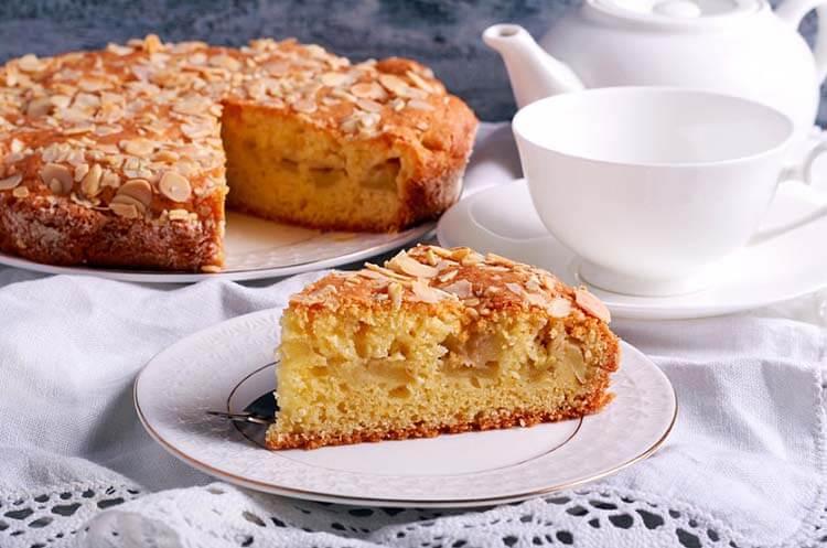Как приготовить шарлотку с яблоками: вкусные проверенные рецепты sharlotka s yablokami recept 29