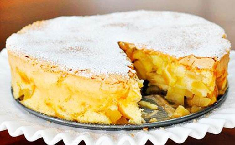 Как приготовить шарлотку с яблоками: вкусные проверенные рецепты sharlotka s yablokami recept 62