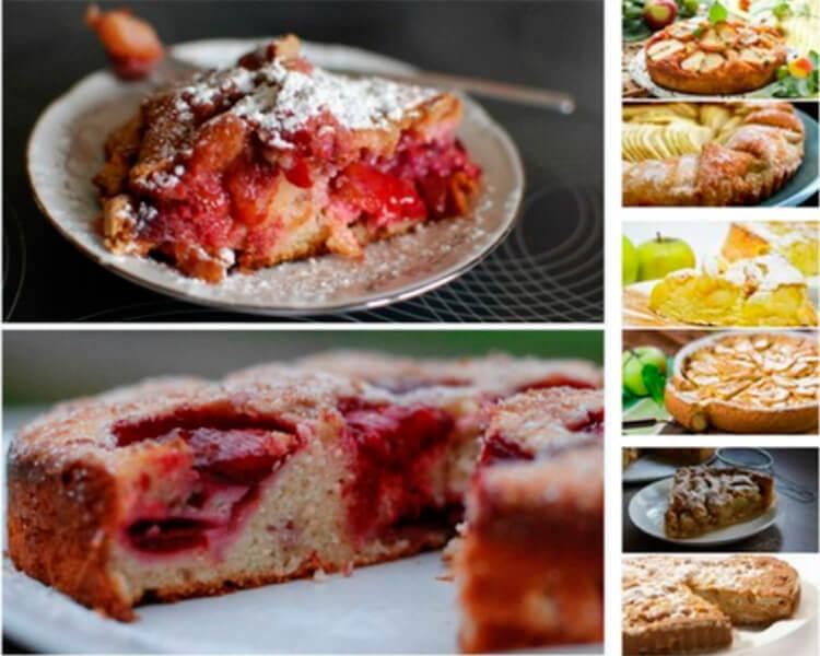 Как приготовить шарлотку с яблоками: вкусные проверенные рецепты sharlotka s yablokami recept 64