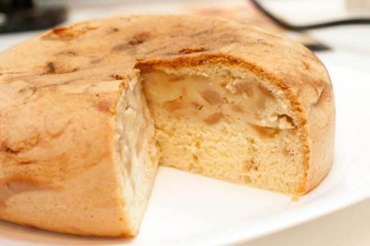 Как приготовить шарлотку с яблоками: вкусные проверенные рецепты sharlotka s yablokami recept 85