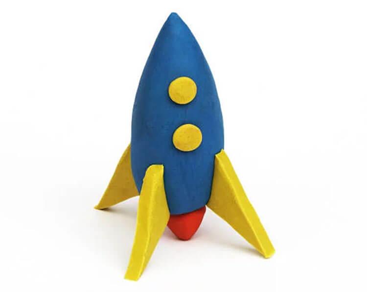 Как сделать ракету своими руками: поделка для сада и школы Podelka raketa 110
