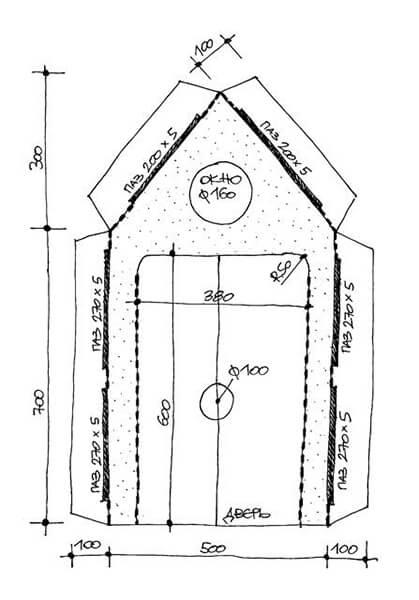 Как сделать ракету своими руками: поделка для сада и школы Podelka raketa 120
