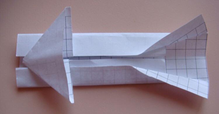 Как сделать ракету своими руками: поделка для сада и школы Podelka raketa 13