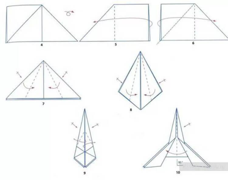 Как сделать ракету своими руками: поделка для сада и школы Podelka raketa 31
